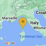 Location of San-Gavino-Di-Carbini on map of France