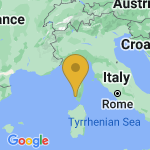 Location of Serra-Di-Ferro on map of France