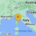 Location of Santa-Lucia-Di-Moriani on map of France