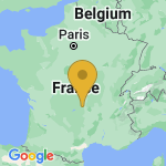 Location of Saurier on map of France