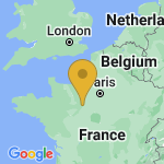 Location of Soize on map of France