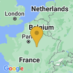 Location of Saint-Mards-en-Othe on map of France