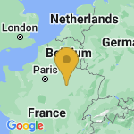 Location of Blaincourt-sur-Aube on map of France