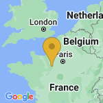Location of Coulonges-les-Sablons on map of France