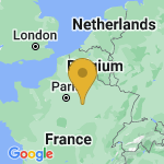 Location of Saint-Loup-de-Buffigny on map of France