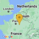 Location of Barbuise on map of France