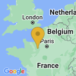 Location of Moulicent on map of France
