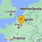 Location of Sept-Sorts on map of France