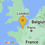 Location of Sannerville on map of France