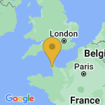 Location of Taillepied on map of France