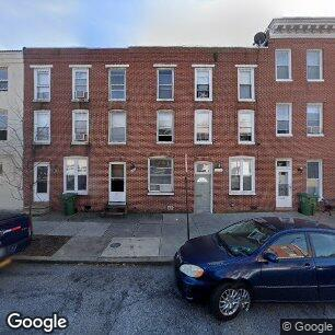 Property photo for 1813 West Pratt Street, Baltimore, MD 21223 .