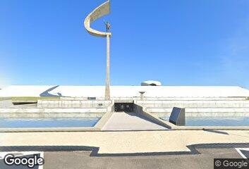 Oscar Niemeyer, Memorial Juscelino Kubitschek, 1981