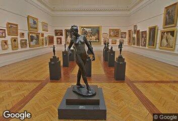 Sculpture - Bertram Mackennal, The dancer, 1904