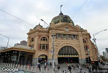 Architecture -  Fawcett and Ashworth, Flinders Street Station, 1903