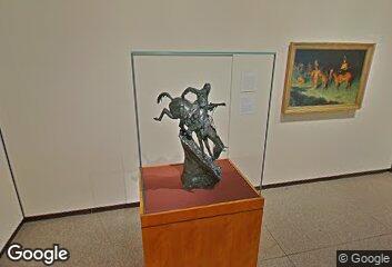 Sculpture - Frederic Remington, The Mountain Man, 1903