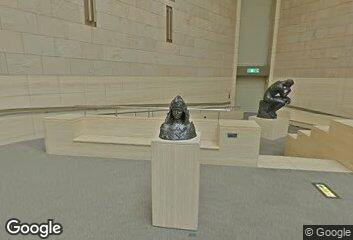 Sculpture - Auguste Rodin, Study for La France, 1904