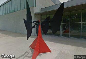 Alexander Calder, Five Rudders, 1964