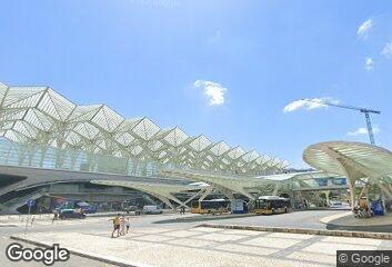 Santiago Calatrava, Gare do Oriente Station, 1998