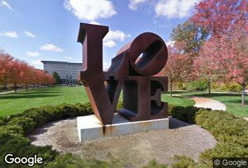 Robert Indiana, Love, 1970