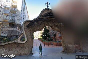 Architecture - Antoni Gaudi, Finca Miralles, 1902