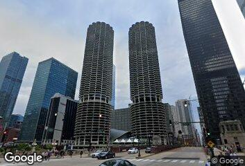 Bertrand Goldberg, Marina City, 1964