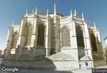 Architecture - Palencia Cathedral, 1504