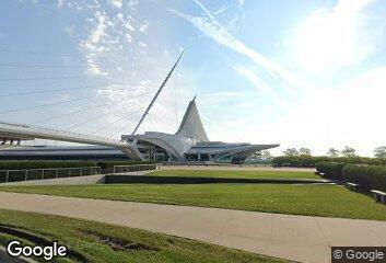 Architecture - Santiago Calatrava, Quadracci Pavilion, 2001