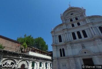 Architecture - Mauro Codussi, San Zaccaria, 1515