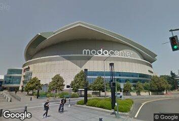 Ellerbe Becket, Moda Center, 1995