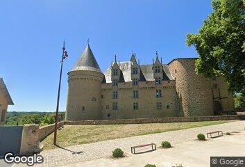 Architecture - Chateau de Rochechouart, 1230