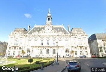 Architecture - Victor Laloux, Hôtel de ville de Tours, 1904