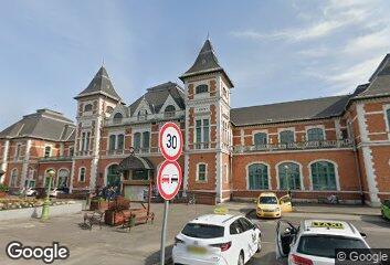 Architecture - Ferenc Pfaff, Miskolc Tiszai railway station, 1901