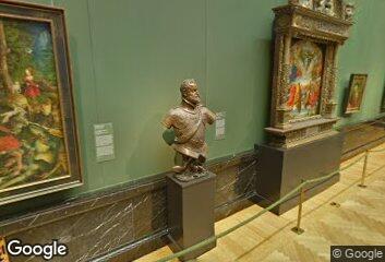 Sculpture - Adriaen de  Vries, Kaiser Rudolf II, 1603