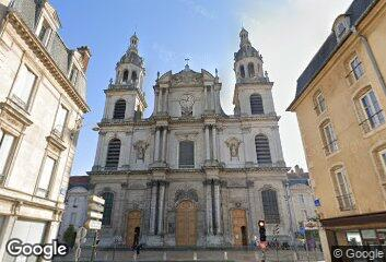 Architecture - Jules Hardouin-Mansart, Cathédrale Notre-Dame-de-l'Annonciation de Nancy, 1703