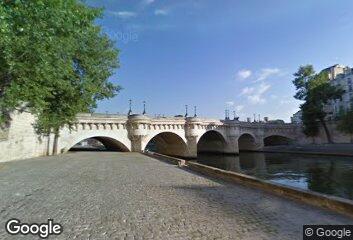 Architecture - Jean Baptiste Androuet du Cerceau, Pont Neuf, 1607