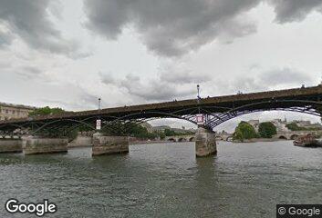 Architecture - Louis-Alexandre de  Cessart, Pont des Arts, 1804