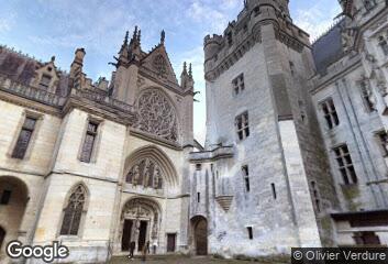 Architecture -  Jean le Noir, Château de Pierrefonds, 1407