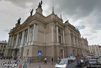 Architecture - Zygmunt Gorgolewski, Lviv Opera House, 1901
