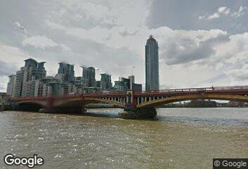 Architecture - Alexander Binnie, Vauxhall Bridge, 1906