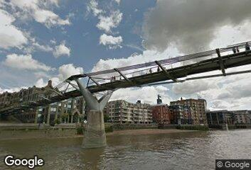 Norman Foster, Millenium Bridge, 2000