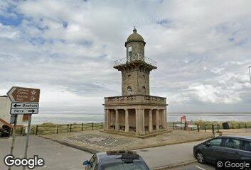 Decimus Burton, Beach Lighthouse, 1840