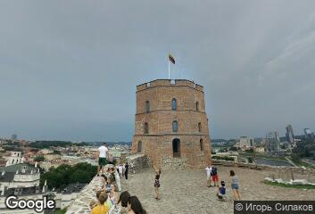 Architecture - Gediminas' Tower, 1409