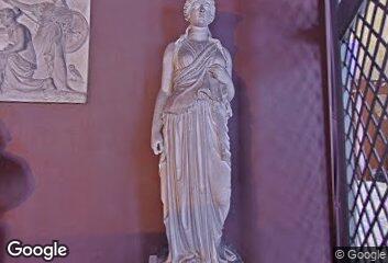 Sculpture - Bertel Thorvaldsen, Caryatid, 1813
