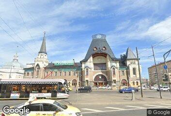 Architecture - Fyodor Schechtel, Yaroslavsky railway station, 1904