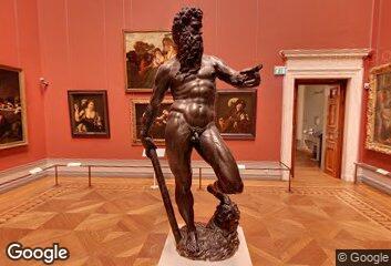Sculpture - Jean Giambologna, Neptune, 1567
