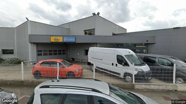 Beauchamp automobiles arles for Garage beauchamps lardenne