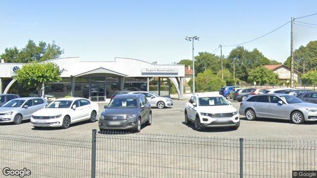 Garage seguin saint victurnien for Garage auto limoges