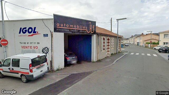 Automobiles jlf la roche sur yon for Garage skoda la roche sur yon