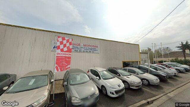 Morosini sarl ch tellerault for Garage automobile chatellerault