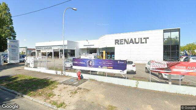 renault retail group nantes carquefou